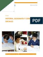 Evaluación diagnostico segundo básico Historia