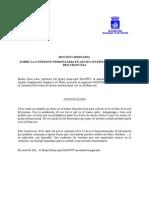 Moción Ordinaria Conexión Estado Frances