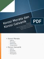 Kel 1 - Korosi Merata dan Korosi Galvanik.pptx