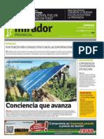 Edición impresa del domingo 22 de febrero de 2015