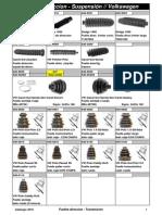 Catalogo Fuelles de Transmisión y Dirección