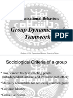 7 Groups Dynamics&Teamwork
