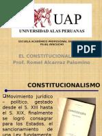2. El Constitucionalismo