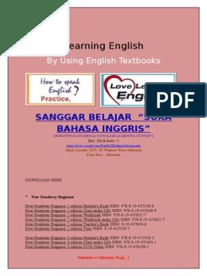 """Learning English: Sanggar Belajar """"Suka Bahasa Inggris"""""""