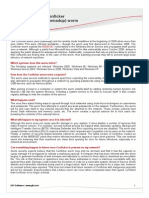 Conficker Worm FAQ