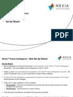 nexia 2 3 release - set up wizard - 07-31-12