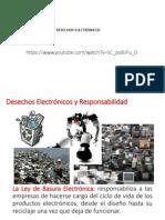 Desechos Electrónicos y Responsabilidad