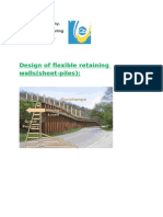 Projet ponts