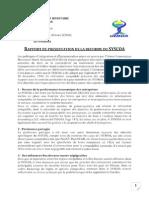 Rapport de Presentation Reforme Du Syscoa