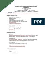 Syllabus Single Document