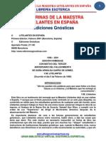 Doctrinas de La Maestra Litelantes en Espa a Www.gftaognosticaespiritual.org
