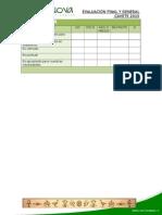 6. Pauta de Evaluacion Cavete 2015