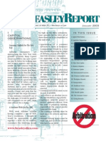 The Jere Beasley Report Jan. 2003
