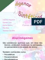 185727502 Alucinogenos Sinteticos FINALIZADO
