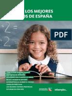 Guía de Los Mejores Colegios de España 2015-2016