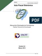 Manual de Orientação Do Contribuinte – NF-e