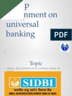 Universal Banking Ppt