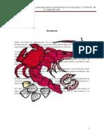 Caracterización de pescado y marisco.