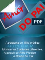Slide Palesta NOVA VIDA COM CRISTO