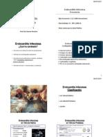 Endocarditis Infecciosa Dra.porteiro