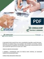 ESocial CIESP 29-10-2013 Direitos Legais