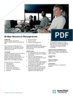 Bridge Resource Management (BRM)