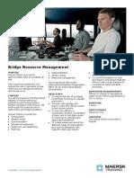 Bridge Resource Management (BRM)