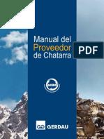 Manual Del Proveedor de Chatarra