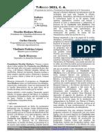 Contacto con Maduro N° 19 M-030215-Desde Miraflores