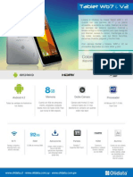 Tablet WB7L V2