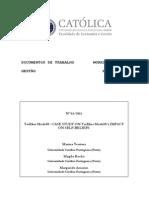 Ventura Rocha e Amorim 2011 Peer Review Working Paper