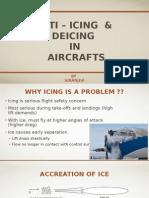 Anti-Icing & Deicing