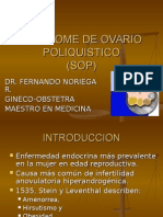 SD OVARIO POLIQUITICO