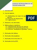 Tema 3.-Procesos Petroquímicos transformación