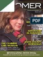 Boomer Magazine January 2015