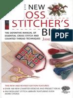 New Cross Stitchers Bible by Jane Greenoff 2007