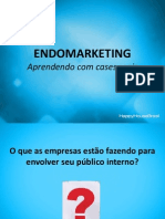 Endomarketing Estrategico