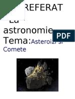 49655978 Asteroizi Si Comet