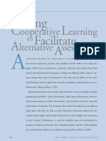 Ghazi Ghaith - Cooperative Learning for Alternative Assessment