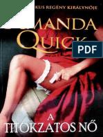 Amanda Quick - A Titokzatos Nő