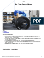 6 Deadlift Tips for Non-Powerlifters