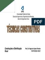 T Cnicas Construtivas