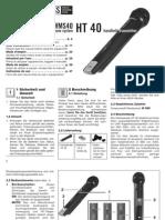 Ht40 Manual