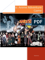 Naruto Action Adventure Game