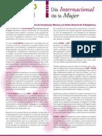 2015_03_08 Comunicado conjunto dia internacional de la mujer.pdf
