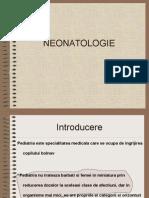 Neonatologie 2010 Curs