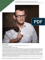 """Hans Rosling - """"a Capacidade Humana de Buscar Uma Vida Melhor Avança Mais Rápido Do Que a Economia"""""""