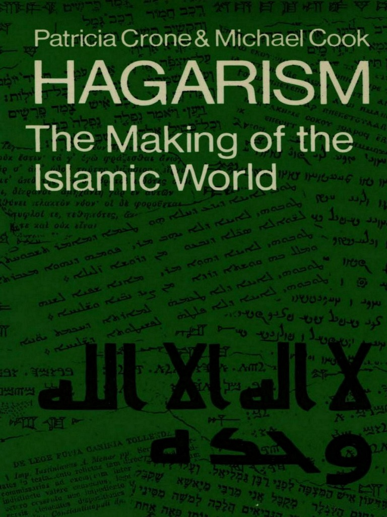 Download hagarism the making of the islamic world 1977.