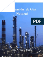 Refinación de Gas Natural