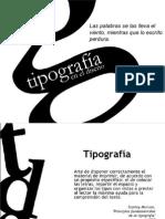 1. tipografia